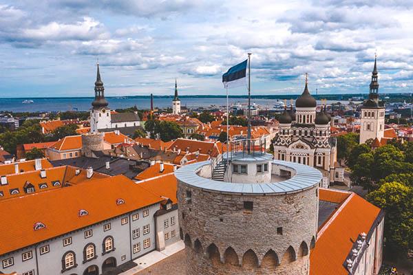 làm visa estonia giá rẻ